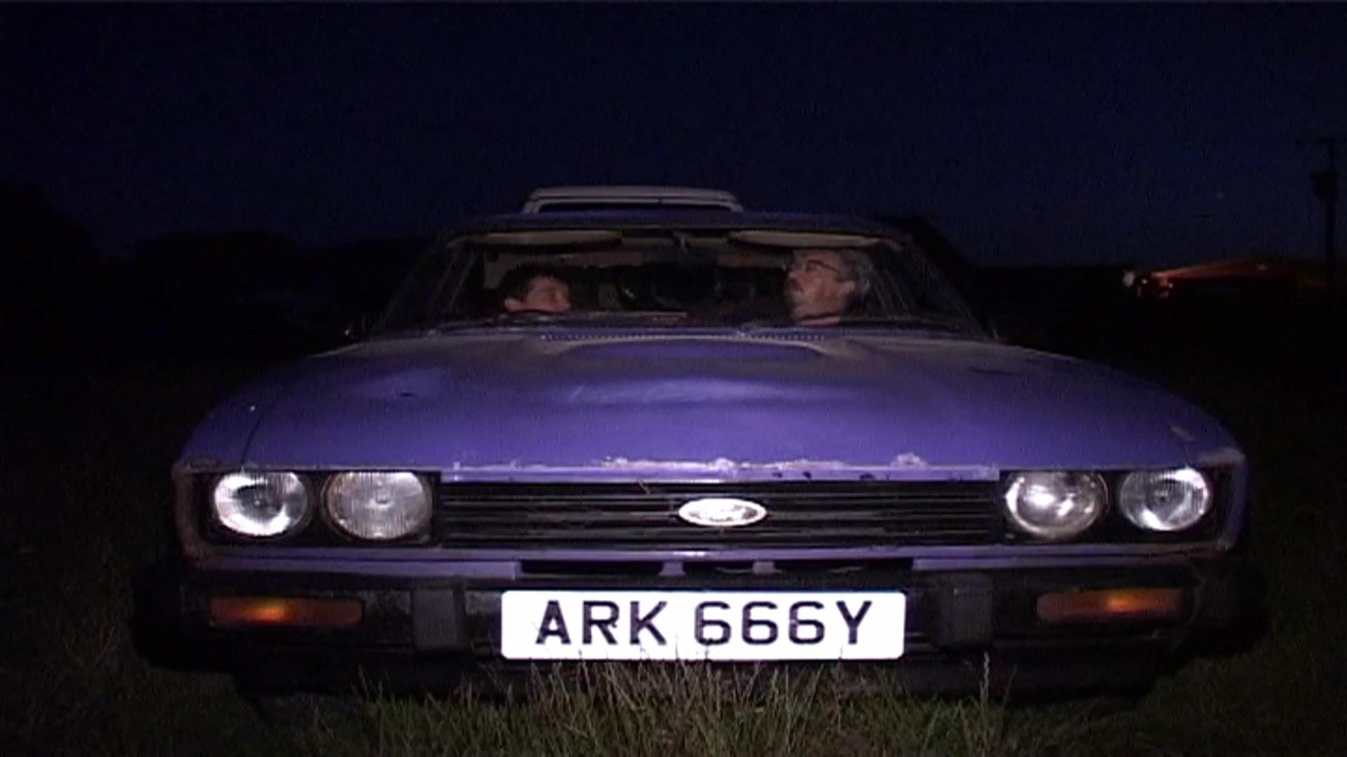 Ghost Cars ARK 666