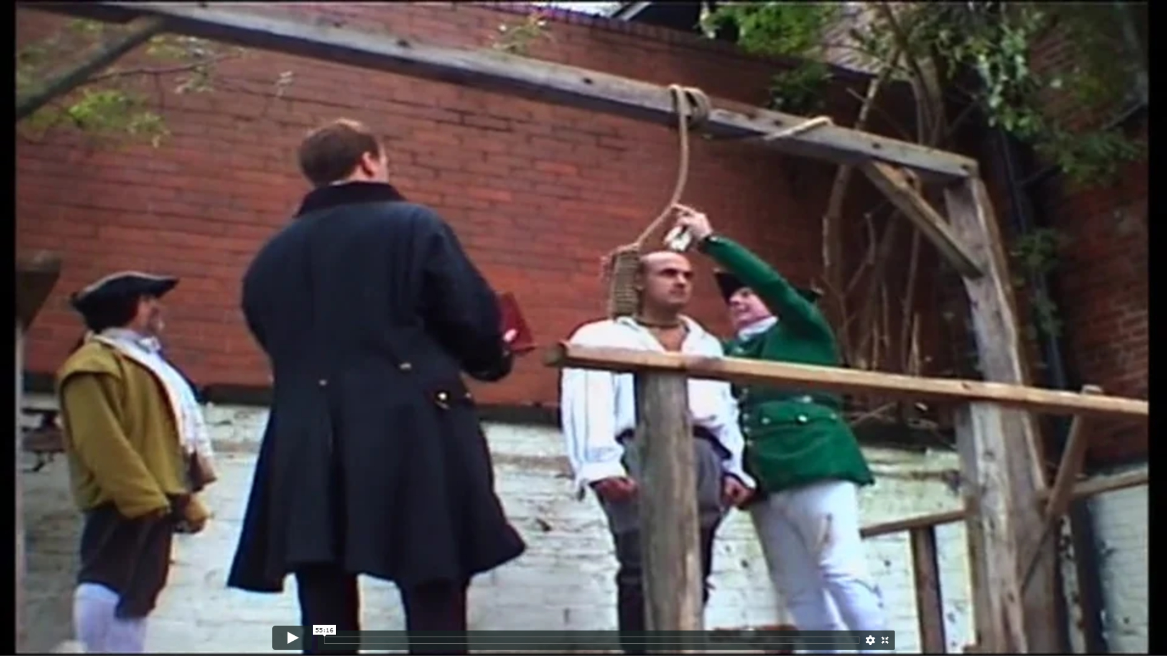 Murder Crime and Punishment in Derby